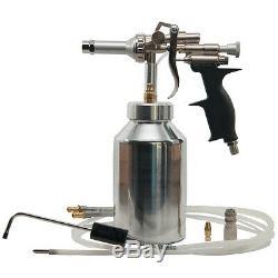 Pistolet Pulvérisateur De Sous-couche Pour Véhicules Antirouille Et Sous-couche Avec Kit De Baguette