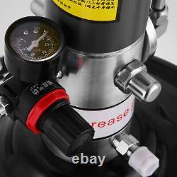 Pompe À Graisse Haute Pression Actionnée Par Air (15ft Hose Gun) Kit De Seau 5 Gallons Grand