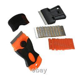 Pro Outils D'application Wrap Voiture Vinyle Feutre Raclette Film Heat Gun Kit Fenêtre Tint