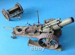Resicast 1/35 British Bl 8-inch Howitzer Heavy Gun Mk. II Et Limber Wwi 351241