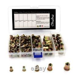 Rivet Nuts Rivet Gun Kit Rivet Nut Tool Set Riveteuse À Main Assortiment Nutserts