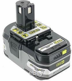 Ryobi 18v P310g Sans Fil Calfeutrer Et Adhésif Gun + P118b Chargeur + P191 Kit Batterie