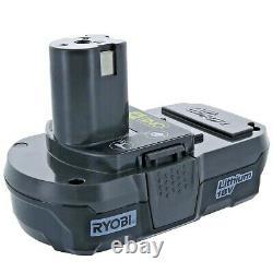 Ryobi P305 Cordless Glue Gun Kit P102 18v Battery P118 Charger Glue Sticks New