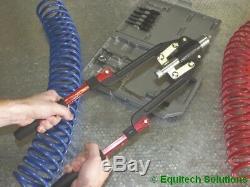 Sealey Tools Ak39602 Kit De Pistolet À Riveter Aveugle Pour Rivets Et Écrous Filetés M4 M5 M6 M8 M10