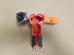 Snap On Ct761 Cordonnerie Kit Orange 3/8 Disque 14.4v Impact Gun Sans Fil