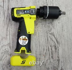 Snap On Ct761 Repair Custom Kit Yellow 3/8 Drive 14.4v Impact Gun Cordless