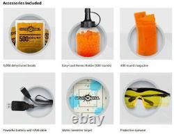 Splatrball Perle D'eau Blaster Avec Accessoires Kit Splat R Ball Toy Gun Pack