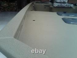 Spray Color Bed Liner Kit, 3 Gal Gun, Bedliner Tintable Ou Color No Gun 12 Litres