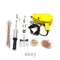 Standard Stud Soudeur Starter Spot Puller Kit Hammer Gun Auto Repair Tool Dent Pu
