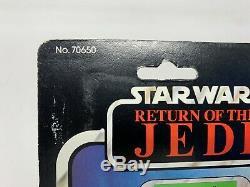 Star Wars Rotj Luke Skywalker Chevalier Jedi Figurine Outfit 1983