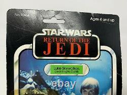Star Wars Rotj Luke Skywalker Jedi Knight Horsfit 1983 Figure D'action