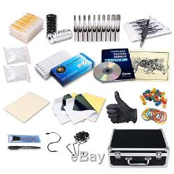 Starter Complete Kit Kit De Tatouage Pour Mitrailleuse Professionnelle
