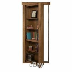Système De Charnière De Porte Cachée Kit Speakeasy Kit De Passage Secret Bibliothèque Matériel Salle Des Armes À Feu