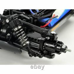 Tamiya 47446 Plasma Edge II Gun Metal 110 Rc Kit D'assemblage