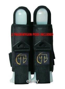 Tippmann Cronus. 68 Cal Paintball Gun Kit Prêt À Jouer Package