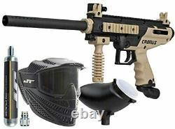 Tippmann Cronus Powerpack Kit De Pistolet De Boule De Peinture