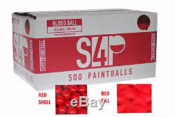 Tippmann Gryphon Fx Skull. 68 Cal Kit Pistolet De Paintball Package De Sang De Jeu Prêt