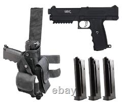 Tippmann Tipx Deluxe Paintball Gun Pistol Kit Noir Nouveaut En Box