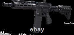 Tippmann Tmc Elite Magfed Tactical Paintball Gun Marker Air-thru Stock Kit Noir