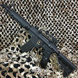 Tippmann Us Army Alpha Black Elite Avec E-trigger Epic Paintball Gun Kit Package