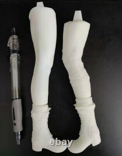 Tomb Raider Angelina Jolie Action Figure Non Peint Lara Croft Statue Modèle Kit
