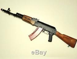 Toystar Ak74 Ussr Modèle Militaire Kit Fusil D'assaut Airsoft Bb Toy Gun-6mm, 0.2j