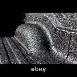 U-pol Raptor Noir Uréthane Spray Sur Camion Doublure De Caisse Pistolet, 4 Litres