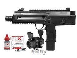 Umarex Steel Storm Co2 Bb Gun Kit 0,177 Cal Walther Top Point Sight Co2 Bbs
