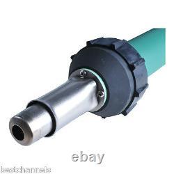Us-1600w Hot Air Welding Gun Kit Pistolet Plastique Soudeur Heat Gun Torch Ce