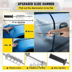 Vevor Auto Body Dent Repair Kit 800va Pistolet À Souder Électrique Avec Tireur Hammer
