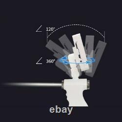 Visual Artificial Dog Insemination Gun Kit 5mp Caméra 360° Réglable Bts-qkesj